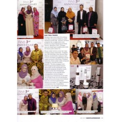 3rd Anniversary of RA8 Cosmeceuticals