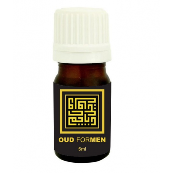 DIEM Oud For Men - Rich and Powerful scent.